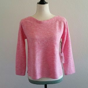 Leith cozy femme pullover sweater small